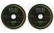 不備有)LUNA SEA/LUNA SEA 20th ANNIVERSARY WORLD TOUR REBOOT -to the New Moon- 24th december 2010 at TOKYO DOME(状態:パッケージ欠品)