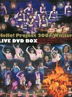 不備有)Hello!Project 2007 Winter LIVE DVD BOX[限定版](状態:DISC3センターホール割れ有り)