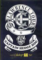 不備有)CAPTAIN HEDGE HOG / LAWRENCE TOUR LIVE AT SHIBUYA-AX JULY 4th 2009(状態:フォトブックレット欠品)