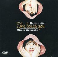 不備有)渡辺美里 / She loves you born 9 -10th anniversary video collection 1985-1995(状態:ケース・ジャケットに難有り)