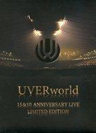 UVERworld / UVERworld 15&10 Anniversary Live LIMITED EDITION