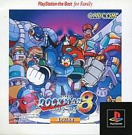 ランクB)ロックマン8 メタルヒーローズ[PlayStation the Best for Family]