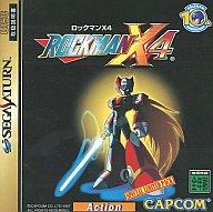 ロックマンX4