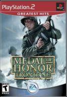 海外版 MEDAL OF HONOR FRONTLINE [GREATEST HITS] (要海外版PS2)