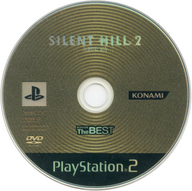 SILENT HILL 2 ~最期の詩~ [KONAMI The BEST](状態:ゲームディスクのみ)
