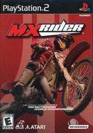 北米版 MX RIDER (国内版本体動作不可)