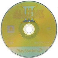 オールスタープロレスリング3(状態:ゲームディスクのみ)