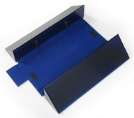 PlayStation2専用 縦置きスタンド アクア