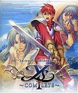 イースI 完全版 XP/DVD-ROM