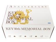 KEY 10th MEMORIAL BOX