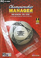 CHAMPIONSHIP MANAGER:SEASON 01/02[EU版]