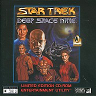 STAR TREK:DEEP SPACE NINE LIMITED EDITION CD-ROM ENTERTAINMENT UTILITY [北米版]