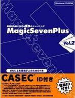 Magics Seven Plus Vol.2 CASEC ID付き
