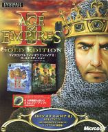 AGE OF EMPIRES II GOLD EDITION(状態:ゲームディスク再生に不具合の出る可能性のある傷あり)