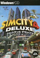 SIMCITY 4 DELUXE [日本語版](状態:マニュアル・シリアル記載用紙状態難)