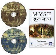 MYST IV : REVELATION [日本語版](状態:ゲームディスク+マニュアル)