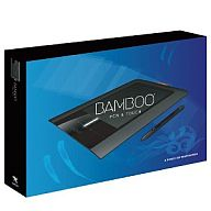 BAMBOO PEN&TOUCH (ブラック)[CTH-460/K0]