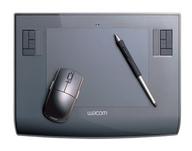 タブレット Intuos3 (クリスタルグレー) [PTZ-630/G0]