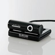 130万画素Webカメラ (ブラック) [UCAM-DLN130TBK](状態:本体のみ)