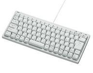 コンパクトキーボード (テンキー無/ホワイト) [SKB-KG3WN]
