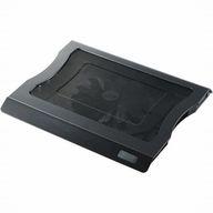 超冷却 ノートPC用冷却台「冷え冷えクーラー」[SX-CL10LBK](状態:USBケーブル欠品)