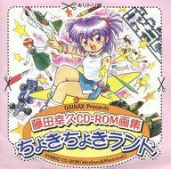 ランクB)藤田幸久CD-ROM画集 ちょきちょきランド
