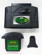 N64 プロアクションリプレイ3 (ハイレゾリューション拡張RAM同梱) (状態:箱欠品)