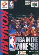 ランクB)NBA IN THE ZONE'98