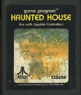 HAUNTED HOUSE(状態:ROMカセットのみ、ROMカセット状態難)