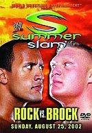 プロレス WWEサマースラム2002ダブリューダブリューイー