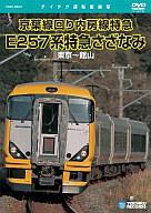 鉄道 E257系特急 さざなみ 東京~館山