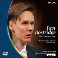ボストリッジ/シャトレ座リサイタル 2000  シューベルト「ヴォルフ歌曲」