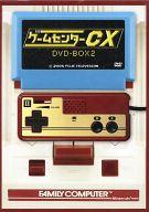 不備有)ゲームセンターCX DVD-BOX 2 [初回版](状態:VOL.4のレーベル面に難有り)