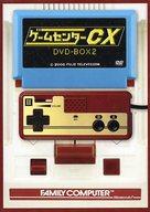 不備有)ゲームセンターCX DVD-BOX 2 [初回版](状態:DISCレーベル面に難有り)