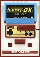 不備有)ゲームセンターCX DVD-BOX 2(状態:全DISCにセンターホール割れ有り)