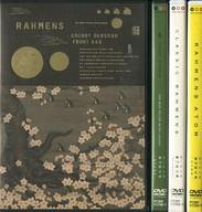 不備有)ラーメンズ DVD-BOX「CHERRY BLOSSOM FRONT 345」「ATOM」「CLASSIC」「STUDY」(状態:BOX欠品)