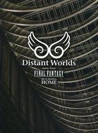 不備有)Distant Worlds music from FINAL FANTASY Returning home[初回限定版](状態:写真集ブックレット欠品)
