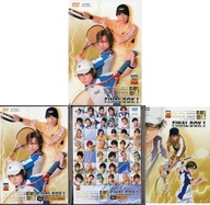 不備有)ミュージカル テニスの王子様 THE FINAL MATCH 立海 FIRST feat.SHITENHOJI FINAL BOX I(状態:DISC1欠品)