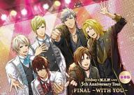 不備有)3 Majesty × X.I.P. LIVE -5th Anniversary Tour FINAL- ~WITH YOU~ 豪華版 [受注生産限定版](状態:スペシャルブロマイドセット欠品)