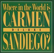 Where in the World is Carmen Sandiego? DELUXE[海外版](状態:ソフト単品)
