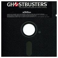 Ghostbusters [海外版](状態:5インチFDディスクのみ、ディスクにカビ有り)