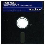 Fight Night [海外版](状態:5インチFDディスクのみ、ディスクにカビ有り)