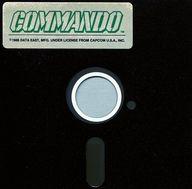 Commando [海外版](状態:ゲームディスクのみ)