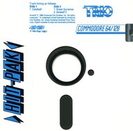 TRIO [海外版](状態:ゲームディスクのみ)