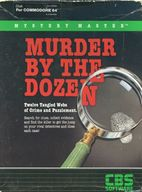 Mystery Master: Murder by the Dozen [海外版](状態:箱(内箱含む)状態難、動作不良品)