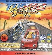 ランクB)Turbo Outrun [海外版]