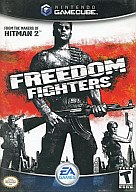 北米版 FREEDOM FIGHTERS(国内使用不可)