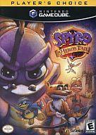 北米版 SPYRO A HERO'S TAIL(国内版本体動作不可)