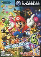 マリオパーティ6(マイクコントローラ付)(状態:マイクコントローラー説明書欠品)