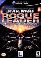 北米版 STAR WARS ROGUE LEADER ROGUE SQUADRON II (国内本体不可)(状態:パッケージ・ディスク状態難)